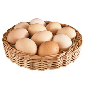 Куриное яйцо показано даже вегетарианцам