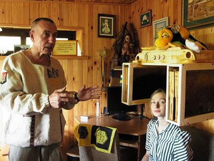 Фестиваль воска пахнет медом и дарит здоровье