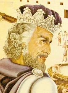 КАБЛУЧКА ЦАРЯ СОЛОМОНА