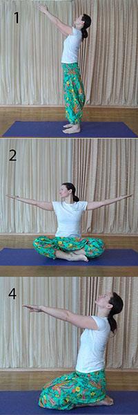 Оздоровление щитовидной железы: 8 упражнений из восточных практик
